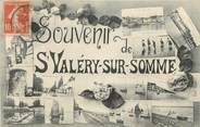 "80 Somme CPA FRANCE 80 ""St Valéry sur Somme, Vues""."