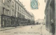 """92 Haut De Seine CPA FRANCE 92 """"Sèvres, Place de la République, Grande rue"""""""