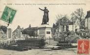 """80 Somme CPA FRANCE 80 """" Ham, Statue du Général Foy""""."""