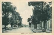 "80 Somme CPA FRANCE 80 ""Nesle, Avenue de la gare""."