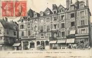 """80 Somme CPA FRANCE 80 """"Abbeville, Maison du XVIIème siècle, place de l'Amiral Courbet""""."""