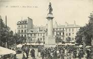 "56 Morbihan CPA FRANCE 56 ""Lorient, Place Bisson"""