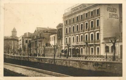 """CPA FRANCE 66 """"Perpignan, Grand Hôtel""""."""
