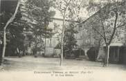 """66 PyrÉnÉe Orientale CPA FRANCE 66 """"Le Boulou, Les Hôtels""""."""