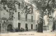 """66 PyrÉnÉe Orientale CPA FRANCE 66 """" Ile sur Tet, La Mairie""""."""