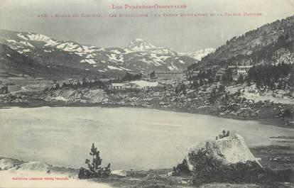 """CPA FRANCE 66 """" Massif du Carlitte, Les Bouillouses""""."""