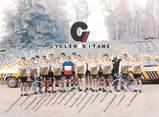 Sport CPA CYCLISME / Equipe compétition Renault / Cycles Gitane