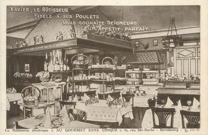 """CPA FRANCE 67 """" Strasbourg , La rôtisserie électrique""""."""