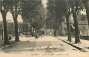"58 Nievre CPA FRANCE 58 ""Clamecy, avenue de la gare"""