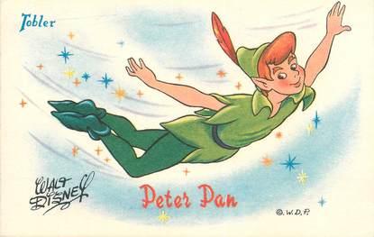 CPA ILLUSTRATEUR W.DISNEY / Peter Pan