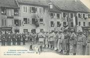 "68 Haut Rhin CPA FRANCE 68 ""Massevaux, Décoration 05 août 1917""."
