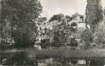 """CPSM FRANCE 79 """"Argenton Château, Le château""""."""