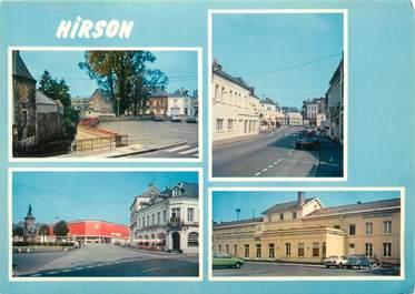 "CPSM FRANCE 02 ""Hirson, Vues""."