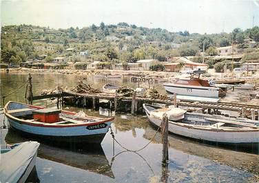 """CPSM FRANCE 13 """"Istres, Port du Ranquet""""."""