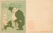 Theme CPA PUBLICITÉ /  Magazine  Fantasio