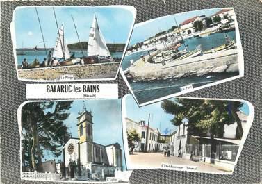 "CPSM FRANCE 34 ""Balaruc les Bains, Vues""."
