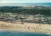 "34 Herault CPSM FRANCE 34 ""Sète, Camping Le Castellas""."