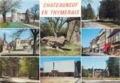 """28 Eure Et Loir CPSM FRANCE 28 """"Châteauneuf en Thymerais et ses environs, Vues""""."""