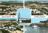 """71 SaÔne Et Loire CPSM FRANCE 71 """"Le Creusot, Vues""""."""
