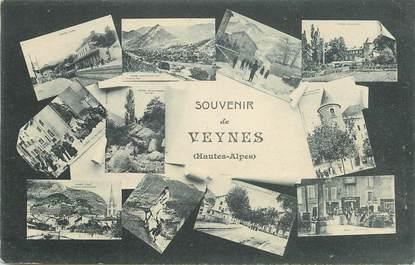 "CPA  FRANCE 05 ""Souvenir de Veynes"""