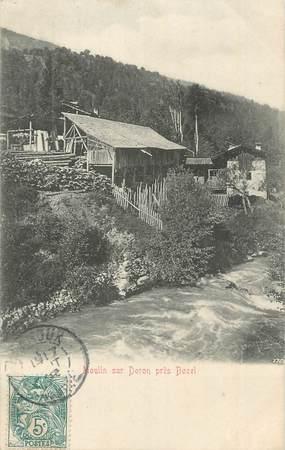 """CPA FRANCE 73 """"Près de Bozel, Moulin sur Doron""""."""