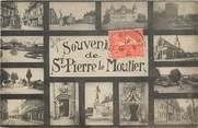 """58 Nievre CPA FRANCE 58 """"Saint Pierre le Moutier"""""""