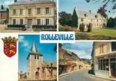 "76 Seine Maritime CPSM FRANCE 76 ""Rolleville, Vues""."
