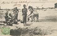"""Afrique CPA SENEGAL """"Autour d'un puits"""" / FORTIER"""
