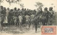 """Afrique CPA SENEGAL """"Jeune Diolas se préparant pour la lutte"""" / FORTIER"""