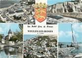 """76 Seine Maritime CPSM FRANCE 76 """"Veules les Roses, Vues""""."""