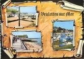 """76 Seine Maritime CPSM FRANCE 76 """" Veulettes sur Mer, Vues""""."""