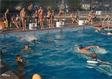 "CPSM FRANCE 76 "" Val de Saane, La piscine""."