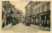 "38 Isere CPA FRANCE 38 ""La Tour du Pin, Rue de la République""."