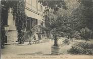 """95 Val D'oise CPA FRANCE 95 """" Montmorency, Villa Helvétia, allée des palmiers""""."""