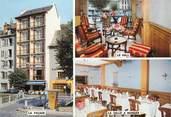 """15 Cantal CPSM FRANCE 15 """"Chaudes-Aigues, Hôtel aux Bouillons d'Or""""."""