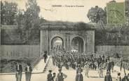 """52 Haute Marne CPA FRANCE 52 """" Langres, Porte de la Citadelle""""."""