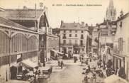"21 Cote D'or CPA FRANCE 21 "" Dijon, Rue Claude Ramey, Halles centrales""."