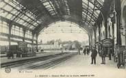 """21 Cote D'or CPA FRANCE 21 """" Dijon, Grand Hall de la gare"""". / GARE"""