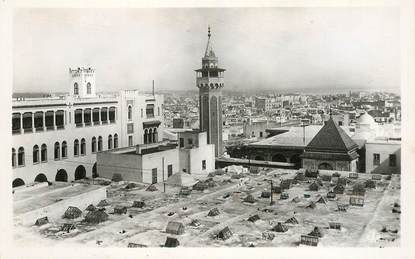 """CPSM TUNISIE """"Tunis,  vue générale """""""