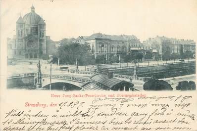 """CPA FRANCE 67 """"Strasbourg""""."""