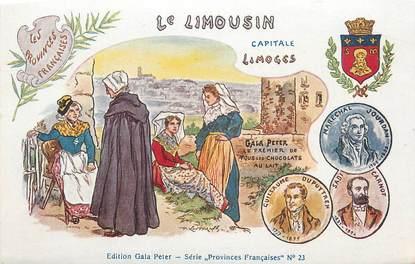 "CPA FRANCE 87 ""Le Limousin""."