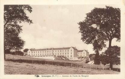 """CPA FRANCE 87 """" Limoges, Annexe de l'Asile de Naugeat""""."""