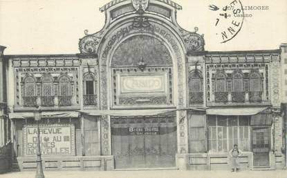 "CPA FRANCE 87 "" Limoges, Le casino""."