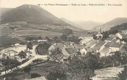 """CPA FRANCE 88 """" Vexaincourt, Vue d'ensemble""""."""