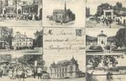 """92 Haut De Seine CPA FRANCE 92 """" Boulogne, Vues""""."""