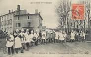 """63 Puy De DÔme CPA FRANCE 63 """"Auvergne, Le mercredi des Cendres, La procession des Cornards"""". / FOLKLORE"""