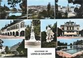"""39 Jura CPSM FRANCE 39 """"Lons le Saunier, Vues""""."""