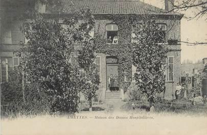 """CPA FRANCE 62 """" Amettes, Maison des Dames Hospitalières""""."""