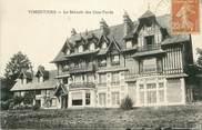 """61 Orne CPA FRANCE 61 """"Vimoutiers, Le manoir des Clos Tords""""."""
