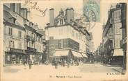 "58 Nievre CPA FRANCE 58 ""Nevers, Place Mancini"""